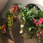 All Bar One London Flower Foliage