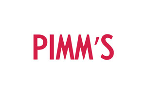 Client Logo PIMMs - Corporate event venue styling