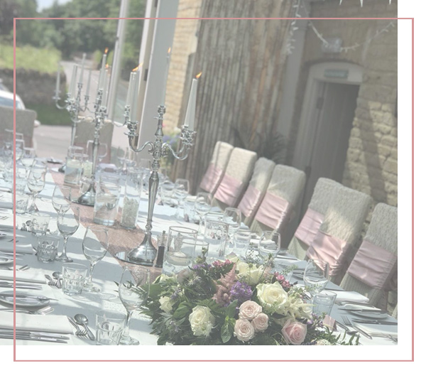 Elegant Design Pacakages Wedding and Event Hire Cambridgshire
