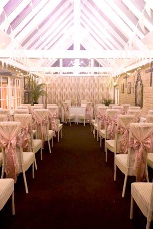 Venue decor hire wedding styling