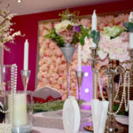 Wedding decor hire Elegant design