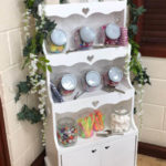 Wedding sweet stall hire Elegant Design