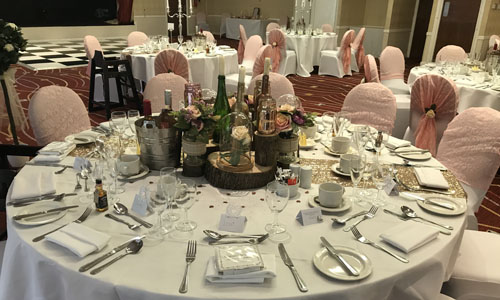 Wedding table decorations_Cambridgeshire peterborough
