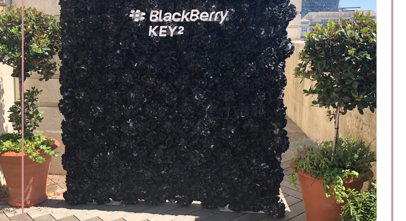 BlackBerry Key 2 Corporate Product Launch
