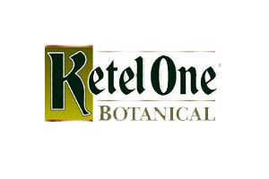 Ketel One Botanical Corporate event venue styling Flower Wall