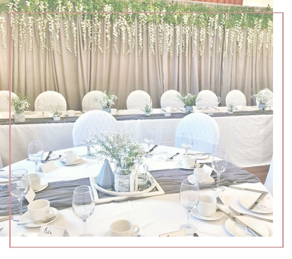 Elegant design Events Wedding Gallery
